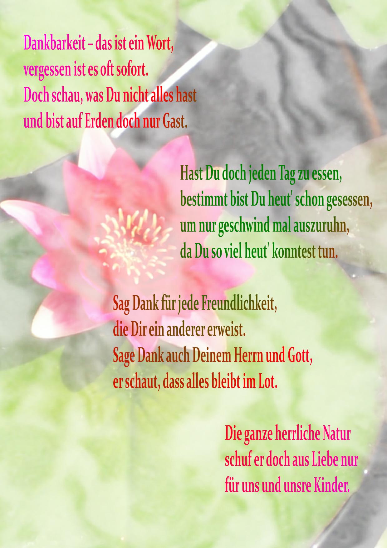 Christliches geburtstagsgedicht